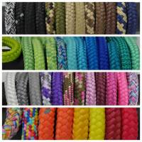 Hundeleine Seil viele Farben !!! Tau Paracord Leine Führleine 10mm Bild 1