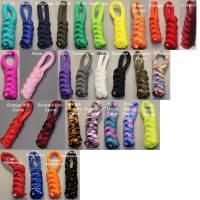 handgefertigtes Hundehalsband Bennos Happines in Wunschfarben Bild 2