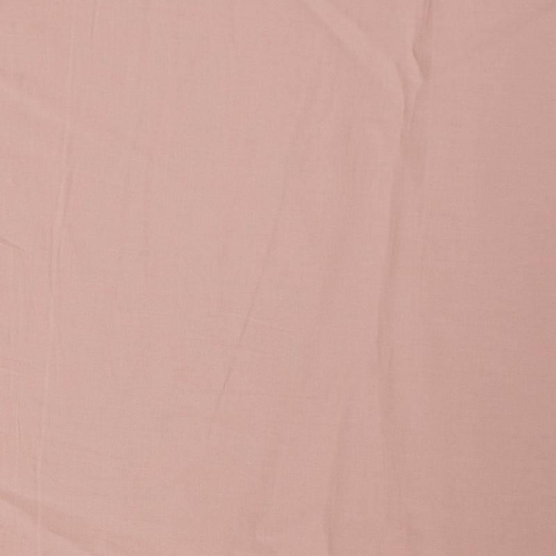 Baumwolle Batist Baumwollbatist Uni Rosa Rose Hellrosa leicht dünn Auch für Mundbedeckungen Meterware 140-150 cm Bild 1