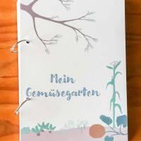 Das Gartentagebuch für ein erfolgreiches Gemüsegartenjahr Bild 1
