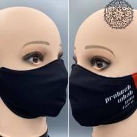 Mund&Nasenmaske / albstoffe / ShieldPro / Trevira-Bioactiv / Behelfsmaske / Protect / Größe M Bild 1