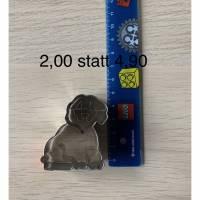 Ausstechformen Welpe / Hund Bild 1