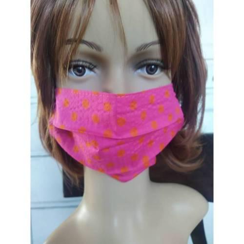 Mund-Nasen-behelfsmaske