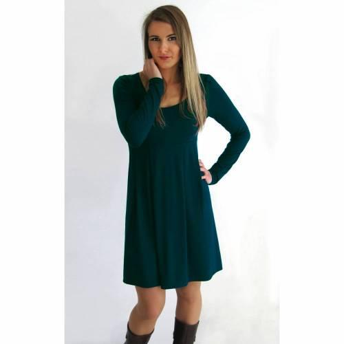 Kleid DUFFY neue Winterfarben