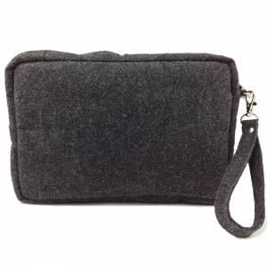 Handgelenk-Tasche für Dokumente Herren Brieftasche Bild 4