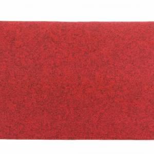 17 Zoll Hülle Tasche Schutztasche Laptop Sleeve Ultrabook Filztasche 17.3 rot Bild 2