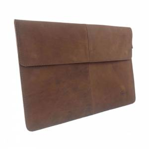 """Ledertasche 15,4 Zoll Hülle Tasche Schutzhülle Schutztasche Sleeve Case für MacBook Pro 15"""", MacBook Pro 16"""" Led Bild 4"""