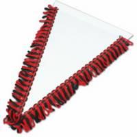 Sublistar Dreieckswimpel MINI 18 x 27 cm. zum Selbstgestalten nach Ihren Wünschen Bild 4