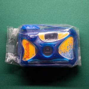 Kodak Sport Unterwasserkamera (abgelaufen, 27 Aufnahmen) Einwegkamera MHD 2007 LOMOGRAPHY Bild 2