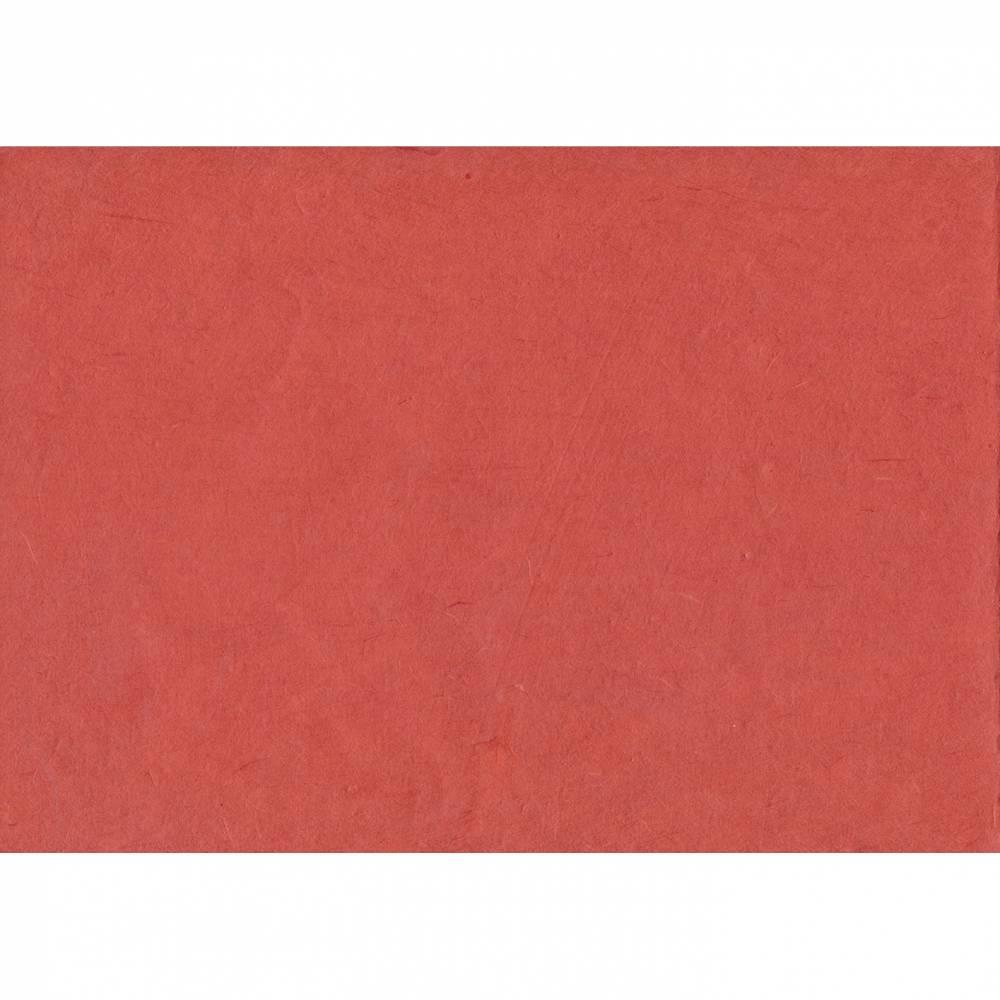 Hanji Papier orange Bild 1