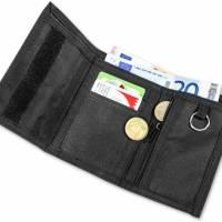 Textil-Geldbörse in 4 Farben bedruckbar nach Ihren Wünschen.  Bild 4