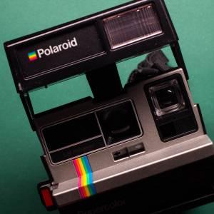 Polaroid Supercolor 635   Sofortbild-Kamera   sehr guter Zustand   klassisches Design   Ikone Bild 1