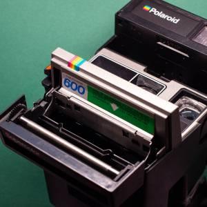 Polaroid Supercolor 635   Sofortbild-Kamera   sehr guter Zustand   klassisches Design   Ikone Bild 2