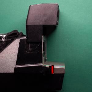 Polaroid Supercolor 635   Sofortbild-Kamera   sehr guter Zustand   klassisches Design   Ikone Bild 3