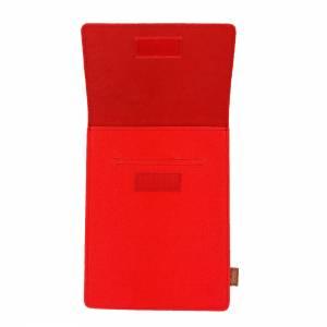 10.6 Tasche für Tablet eBook iPad Samsung Book Case Etui aus Filz  Schutzhülle Schutztasche Rot Bild 6