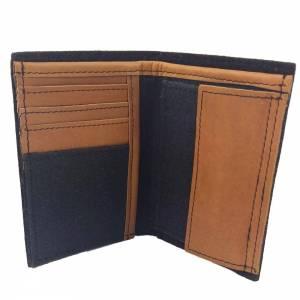 Portemonnaie Geldbörse Geldtasche wallet schwarz Bild 2