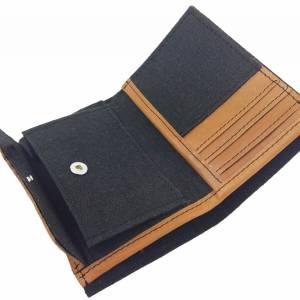 Portemonnaie Geldbörse Geldtasche wallet schwarz Bild 4