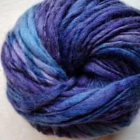 100g Lang Yarns Tiziana, Fb. 78, blau Bild 1