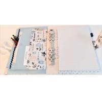 Ringbuchorganizer, Time Planer, Ringbuch DIN A5, Schreibmappe  Bild 3