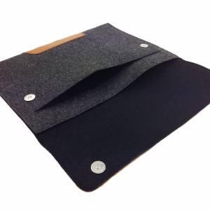 "17,3 "" Laptop Tasche Sleeve Hülle Notebook Filztasche Schutzhülle 17"" für Acer Aspire, Asus Hewlett-Packard HP M Bild 2"