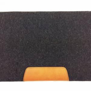 "17,3 "" Laptop Tasche Sleeve Hülle Notebook Filztasche Schutzhülle 17"" für Acer Aspire, Asus Hewlett-Packard HP M Bild 3"