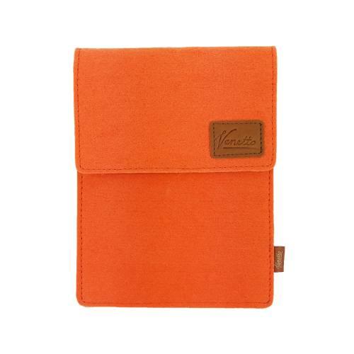 """9.7 - 10.5"""" Tasche für Tablet eBook-Reader Hülle aus Filz Sleeve Schutzhülle orange"""