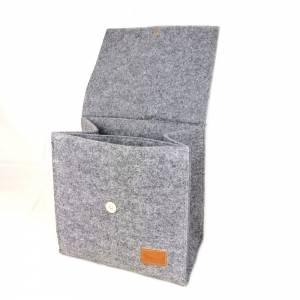 2 x Venetto Kinder Rucksack Tasche aus Filz unisex handgemacht Ranzer Tornister Schulranzen (Klein und Groß) Bild 4