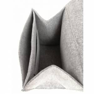 2 x Venetto Kinder Rucksack Tasche aus Filz unisex handgemacht Ranzer Tornister Schulranzen (Klein und Groß) Bild 5