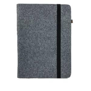 "13,3"" Organizer Hülle aus Filz Filztasche Filzhülle Schutzhülle Schutztasche für iPad Pro MacBook Air, Grau Bild 4"