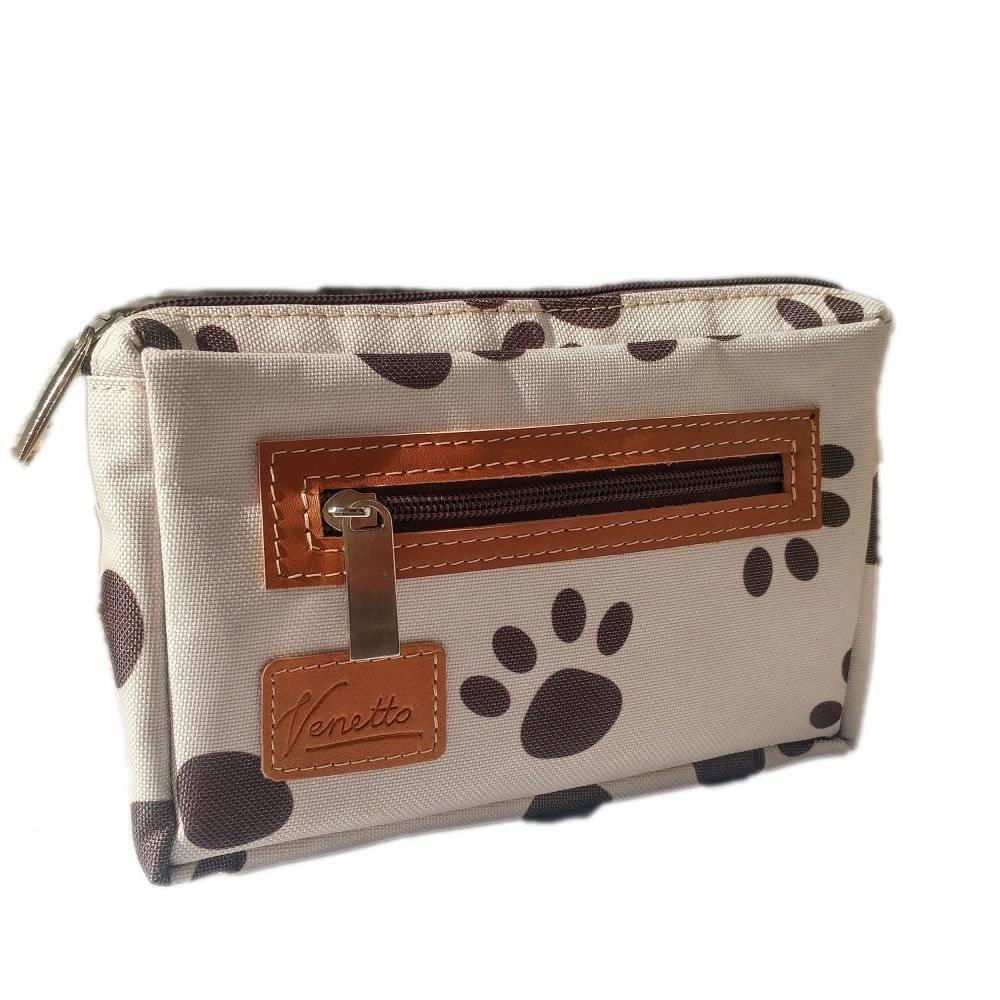 Leckerli-Tasche Gürteltasche Bauchtasche für Hunde, Hundetraining, Hundeleckerli, Hundefutter Leckerlitasche Hundetapsen Bild 1