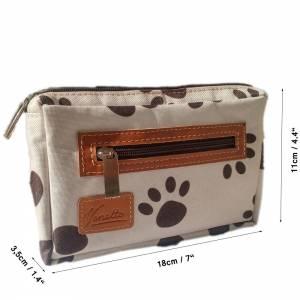 Leckerli-Tasche Gürteltasche Bauchtasche für Hunde, Hundetraining, Hundeleckerli, Hundefutter Leckerlitasche Hundetapsen Bild 2