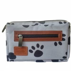 Leckerli-Tasche Gürteltasche Bauchtasche für Hunde, Hundetraining, Hundeleckerli, Hundefutter Leckerlitasche Hundetapsen Bild 8