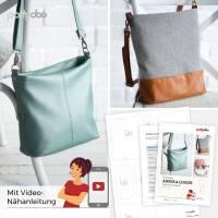 Schnittmuster Annie & Louise Pattydoo Tasche und Shopper Bild 1