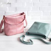 Schnittmuster Annie & Louise Pattydoo Tasche und Shopper Bild 3