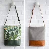 Schnittmuster Annie & Louise Pattydoo Tasche und Shopper Bild 8