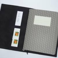 Travelers Notebook A5 Planer Rosa Tagebuch Kalender Notizheft Hülle Bild 2