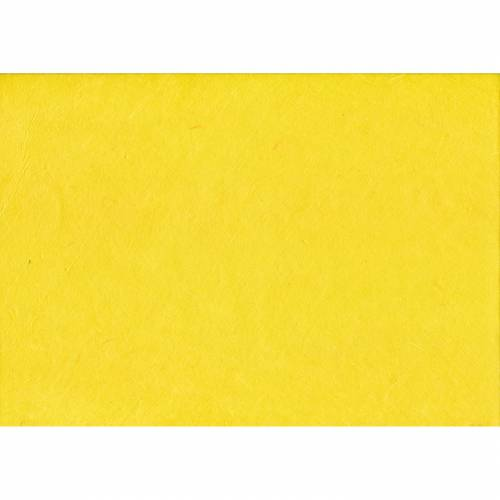 Hanji Papier gelb