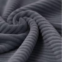 Breitcord Jersey, Baumwollstoff, Extrabreite  150 cm,  Meterware, Stoff, Baumwolle,  Bild 1
