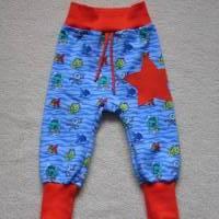 Baby Hose Fische Gr 68 Bild 2