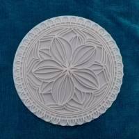 Tonzauber Stempel Mandala 14 Bild 1