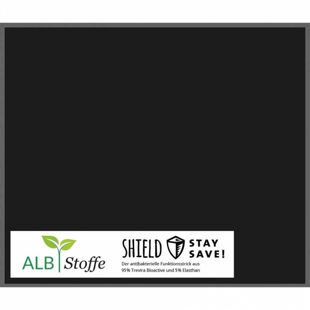 0,5m Albstoffe Shield Pro schwarz Bild 1