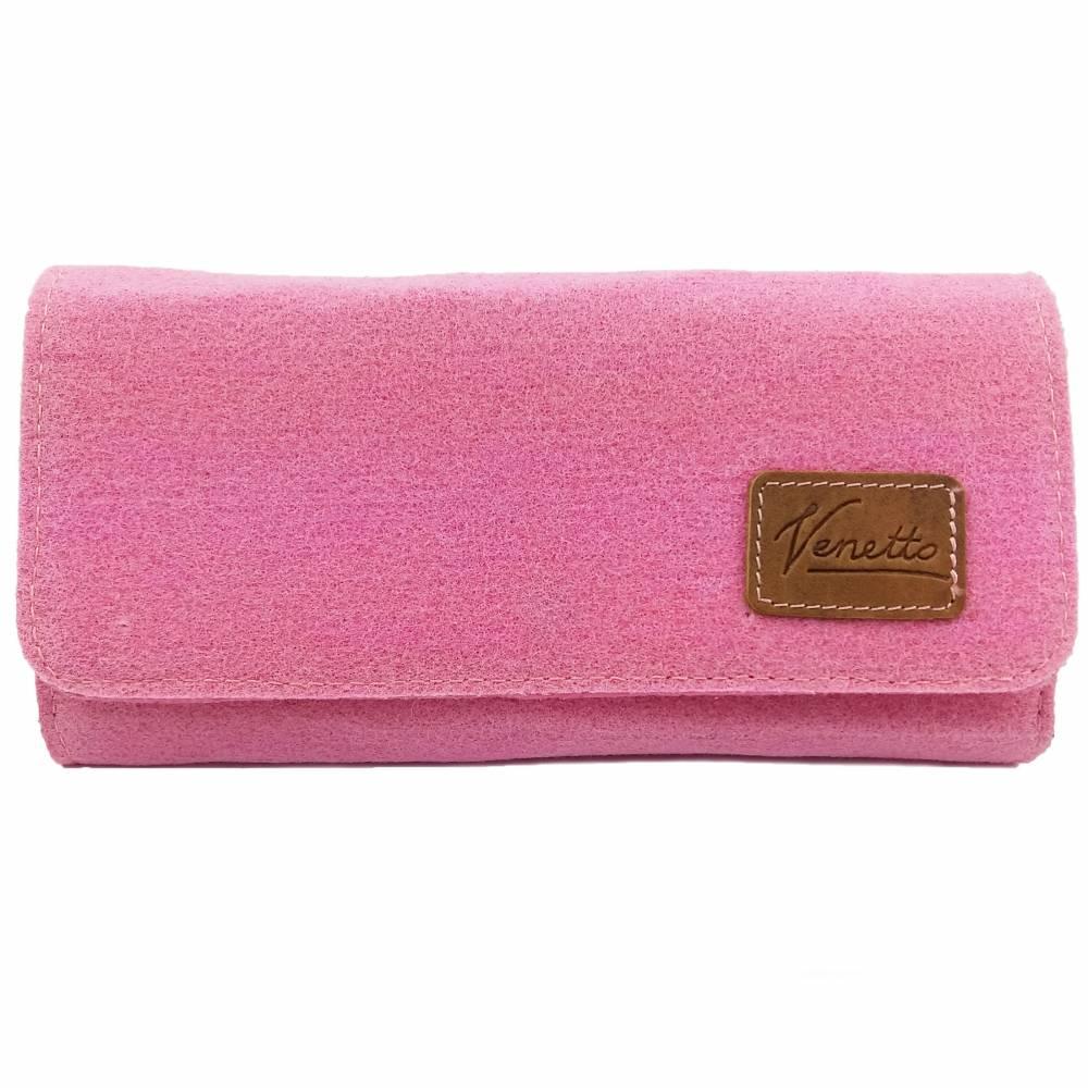 Portemonnaies Geldbörse Geldtasche Damem-Börse wallet pink Bild 1