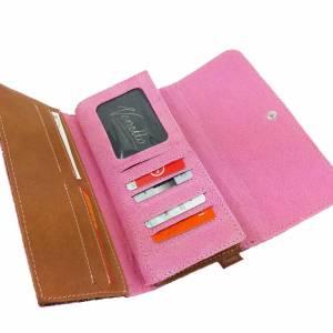 Portemonnaies Geldbörse Geldtasche Damem-Börse wallet pink Bild 3