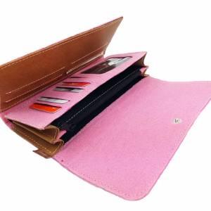 Portemonnaies Geldbörse Geldtasche Damem-Börse wallet pink Bild 4