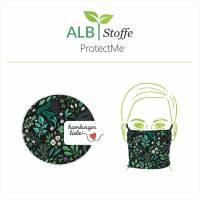 0,5m Albstoffe Shield Pro Knit Grey Bild 4