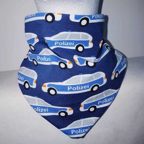 Dreiecktuch,  Halstuch Polizei