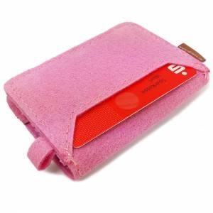 Portemonnaie Damenbörse Geldtasche Tasche Pink Bild 4