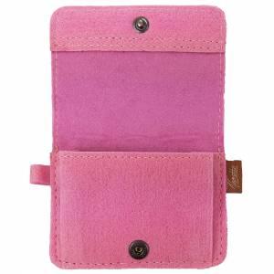 Portemonnaie Damenbörse Geldtasche Tasche Pink Bild 7