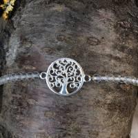 """Schmuckverbinder """"Lebensbaum"""" 925 Silber, Verbinder, Zwischenelement Bild 3"""