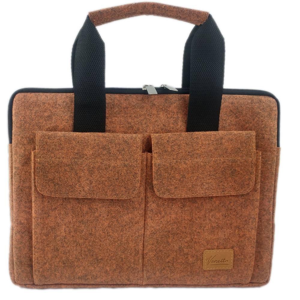 12,9 - 13,3 Zoll Tasche Schutzhülle Schutztasche Aktentasche Handtasche für MacBook / Air / Pro, iPad Pro, Surface, Lapt Bild 1
